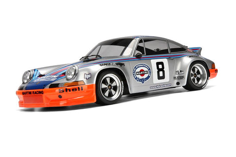 HPI Racing 1973 Porsche Carrera RSR Body Shell