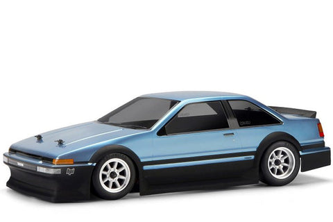 HPI Racing Toyota Sprinter Trueno Coupe AE86 Body 190mm