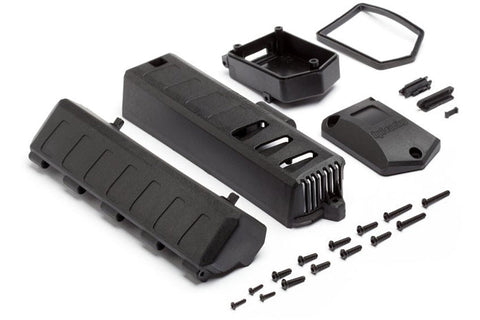 HPI Racing Savage XS Battery Cover Receiver Case Set