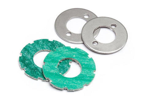 HPI Racing Savage XS Slipper Clutch and Pad Set