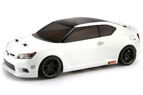 HPI Racing 2011 Scion TC Clear Body 200mm