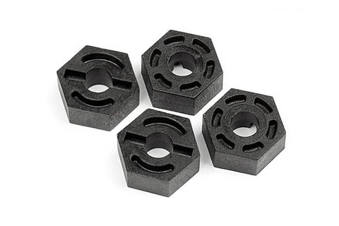 HPI Racing WR8 Wheel Hex Hub 12mm 4pc