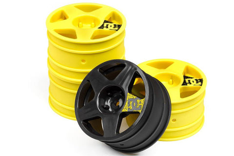HPI Racing Ken Block DC WR8 Fifteen 52 Tarmac Wheel Set (4pcs)