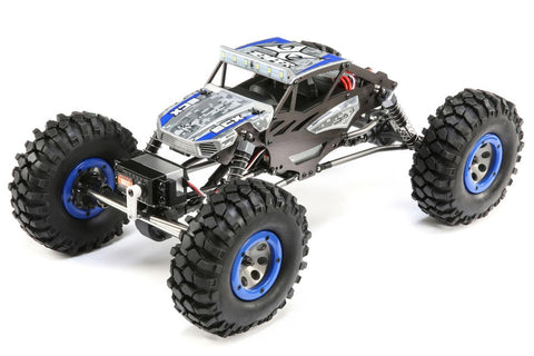 ECX Temper Gen 2 1/18 4WD Brushed Crawler RTR - Blue