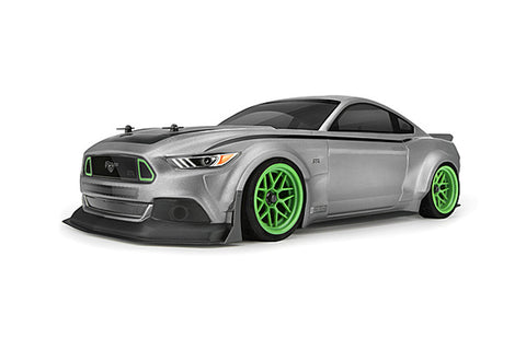HPI Racing RS4 Sport 3 2015 Ford Mustang RTR