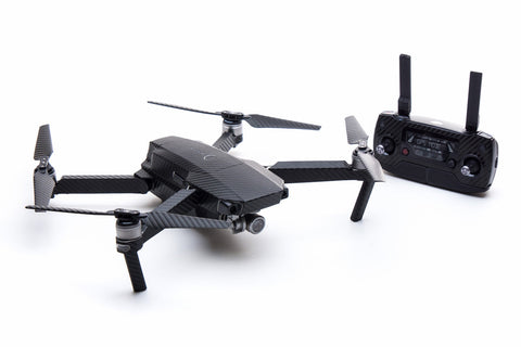 Modifli Drone Skin for DJI Mavic Pro Propwrap™ Combo - Carbon Black