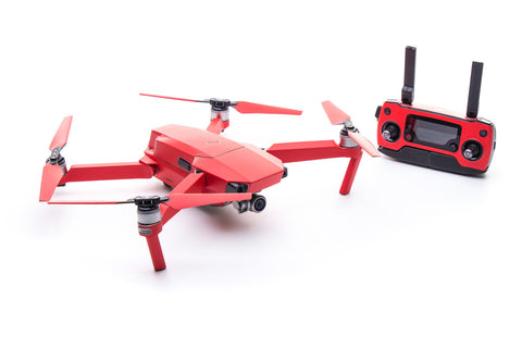 Modifli Drone Skin for DJI Mavic Pro Propwrap™ Combo - Molten Red