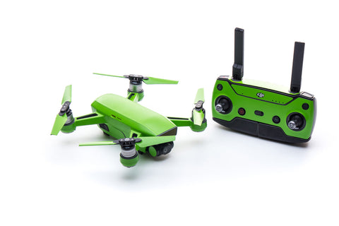 Modifli Drone Skin for DJI Spark Propwrap™ Combo - Envy Green