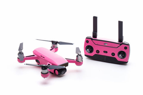 Modifli Drone Skin for DJI Spark - Candy Pink