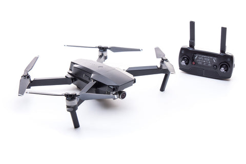 Modifli Drone Skin for DJI Mavic Pro - Shadow Black