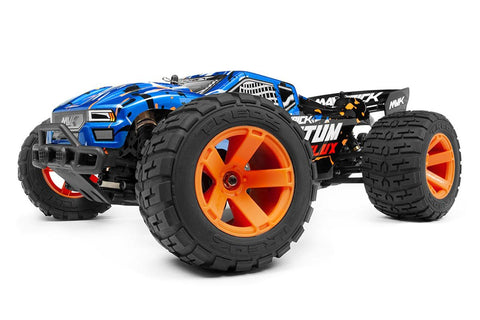 Maverick Quantum XT Flux 1/10 Stadium Truck Blue
