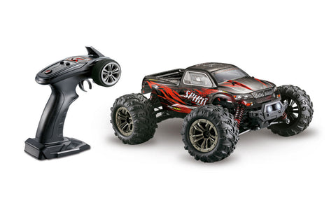 Absima Spirit 1/16 High Speed Monster Truck - Red