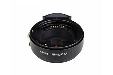 Kipon Lens Adapter-Canon EF to Sony E AF