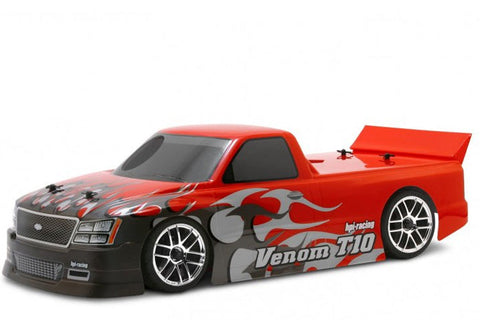 HPI Racing Venom T-10 Pick-Up Street Truck Body Shell 200mm