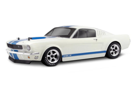 HPI Racing 1965 Ford Shelby Mustang GT-350 Body Shell 200mm