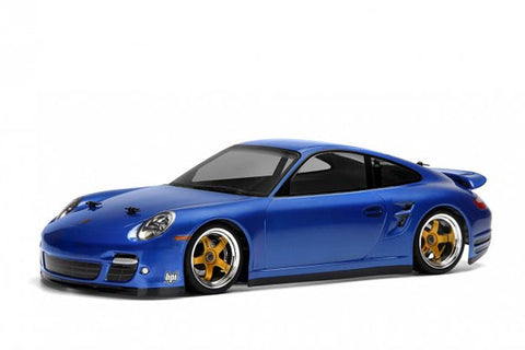 HPI Racing Porsche 911 Turbo (997) Body Shell 200mm