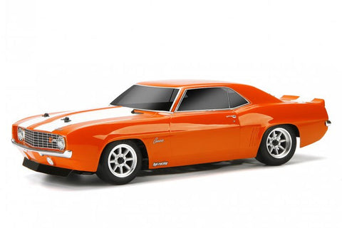 HPI Racing 1969 Chevrolet R Camaro Z28R Body Shell 200mm