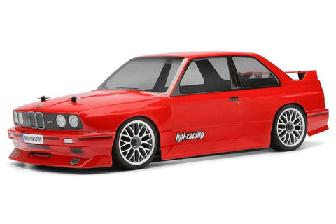 HPI Racing BMW E30 1980 Touring Body Shell 200mm