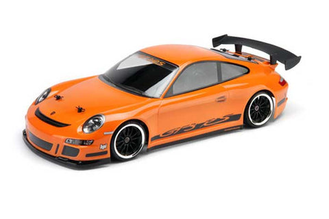 HPI Racing Porsche 911 GT3 RS Clear Body Shell 200mm