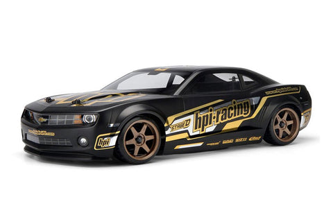 HPI Racing Chevrolet R Camaro SS Body Shell Clear 200mm