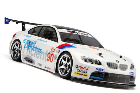 HPI Racing BMW M3 GT2 E92 1/10 Body Shell 200mm