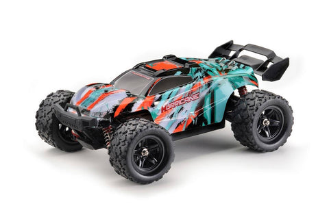 Absima Hurricane 1/18 4WD High Speed Truggy 2.4GHz - Green