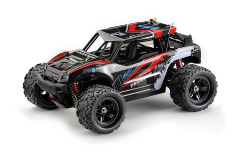 Absima Thunder 1/18 4WD High Speed Sand Buggy 2.4GHz - Red