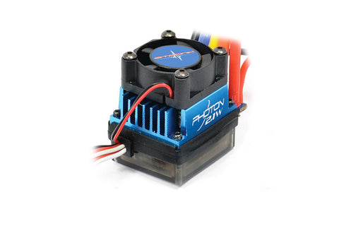 Etronix Photon 2.1W 45A Splashproof Brushless ESC - FTX