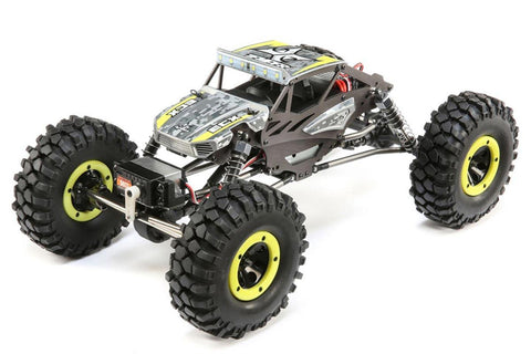 ECX Temper Gen 2 1/18 4WD Brushed Crawler RTR - Yellow