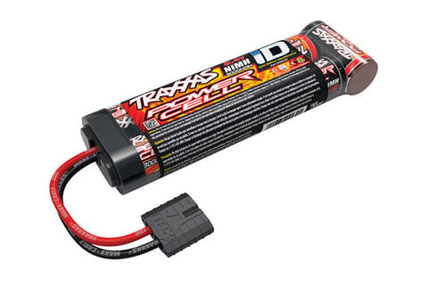 Traxxas Power Cell 8.4V 3000mah NiMH ID Connector