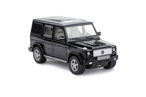 Rastar 1/14 Mercedes-Benz G55 Black