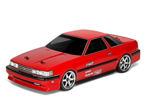 HPI Racing Toyota Soarer Body Shell MZ10 190mm