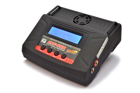 Overlander RC6-VSR 80 Watt 7A AC/DC Charger With Fan