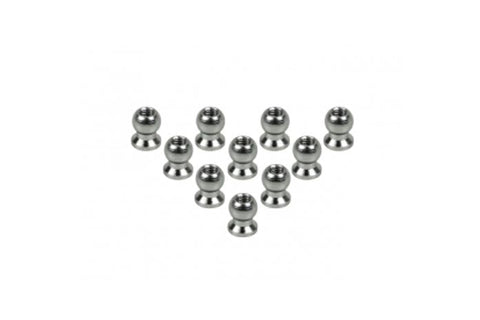 3Racing Steel 5.8MM Hex Ball Stud L=5 10 pcs