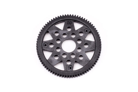 3Racing 80T Plastic Spur Gear (48P)