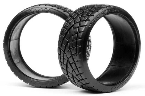 HPI Racing 1/10 Scale Proxes R1R T-Drift Spec Tyres 26mm 2pcs