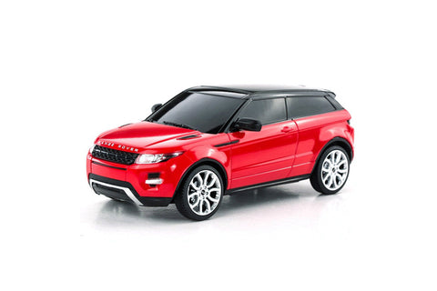 Rastar 1/24 Range Rover Evoque Red