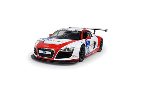 Rastar 1/14 Audi R8 LMS Performance White