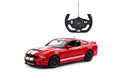 Rastar 1/14 Ford Shelby GT500 Red