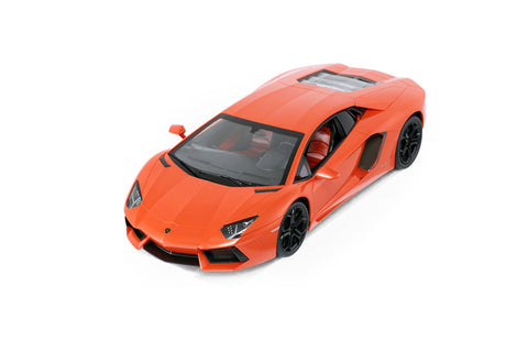 Rastar 1/10 Lamborghini Aventador LP700 Orange
