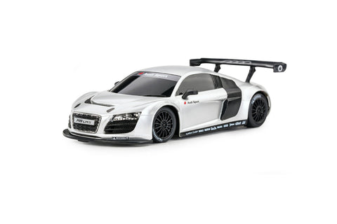 Rastar 1/18 Audi R8 with Wheel Controller Silver