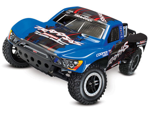 Traxxas Slash VXL iD Short Course Truck RTR - Blue