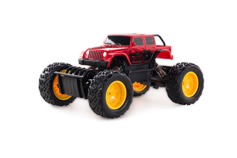 Rastar 1/18 Off-Roader Red