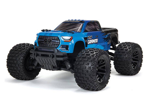 Arrma Granite 4X4 MEGA V3 SLT3 Monster Truck Blue