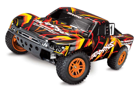 Traxxas Slash 4x4 Brushed RTR - Orange