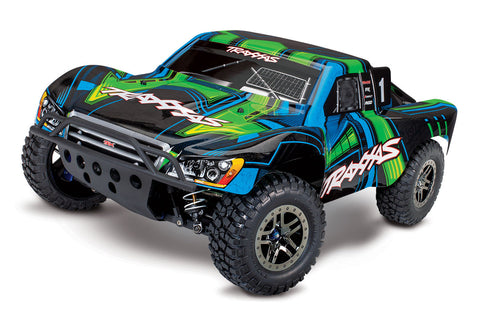 Traxxas Slash 4x4 Ultimate Brushless Pro - Green
