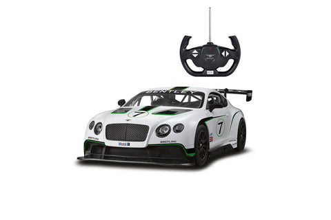 Rastar 1/14 Bentley Continental GT3