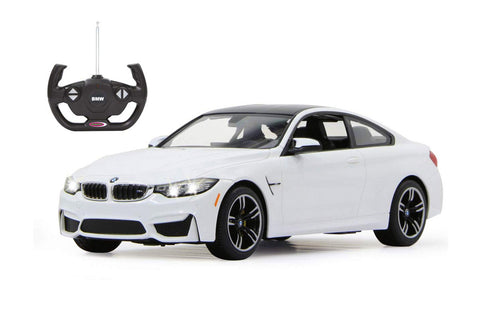 Rastar 1/14 BMW M4 White