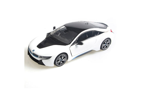 Rastar 1/14 BMW i8 White