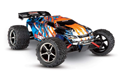 Traxxas 1/16 E-Revo XL-2.5 iD RTR Orange